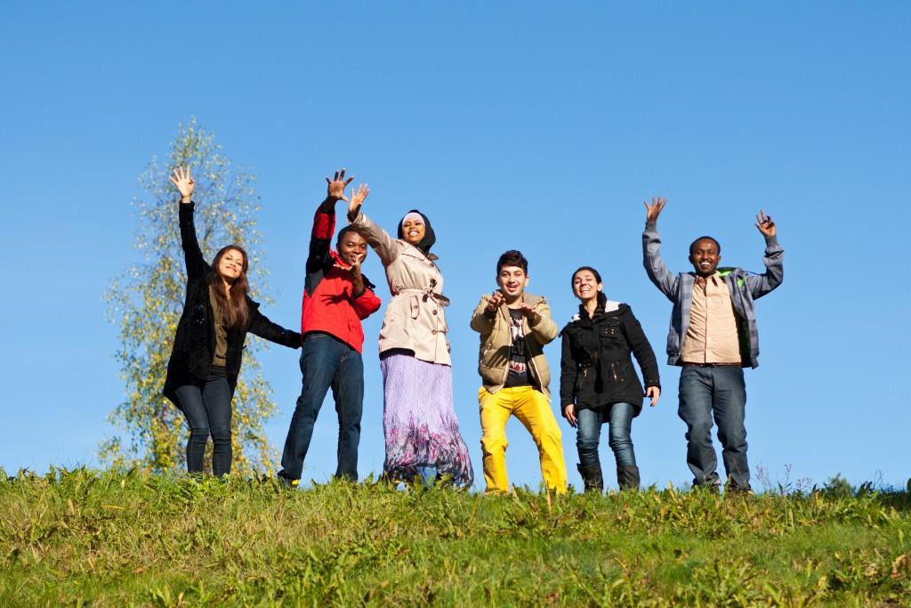 hyvinvointi, maahanmuuttajat, lapset, nuoret, oulu