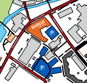 Vuolle Opisto, Nahkatehtaankatu 2, 90130 Oulu