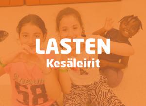 Lasten kesäleirit Oulussa. Monipuolista kesäleiriohjelmaa tieteen, taiteen, liikunnan ja kulttuurin merkeissä Vuolteella ja lähiympäristössä.