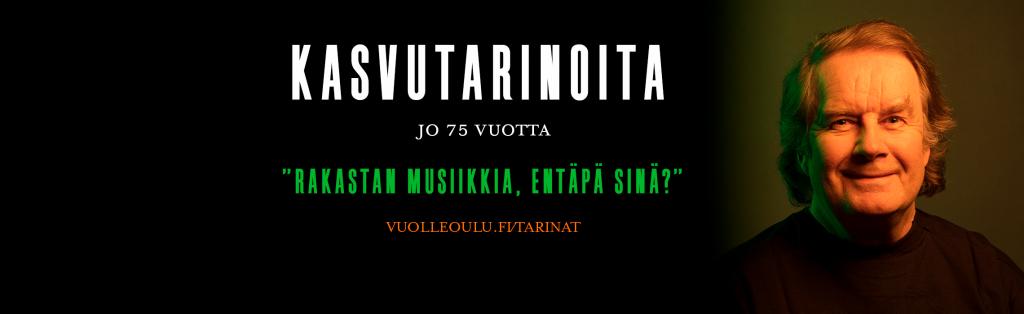 Vuolteen opisto, musiikki, Oulu